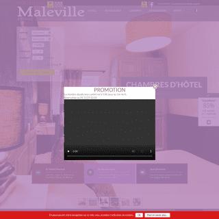 ArchiveBay.com - hostellerie-maleville.com - Hostellerie Maleville