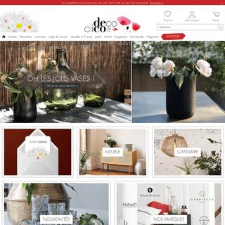 Décoration et meuble maison - Aménagement et déco - DECOCLICO