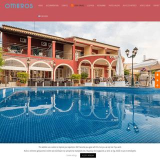 Omiros Hotel - Gouvia - Corfu Island