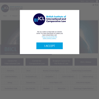 ArchiveBay.com - biicl.org - BIICL - Advancing Legal Knowledge, Offering New Perspectives, Addressing Global Challenges