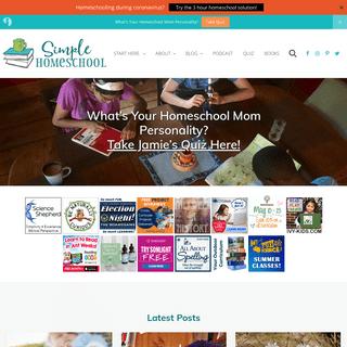 Home - Simple Homeschool