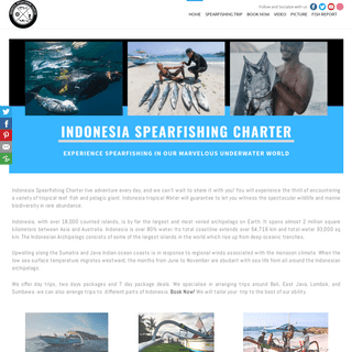 INDONESIA SPEARFISHING CHARTER