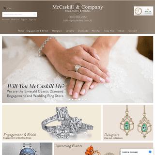 McCaskill & Company - Jewelers since 1994 in Destin, FL