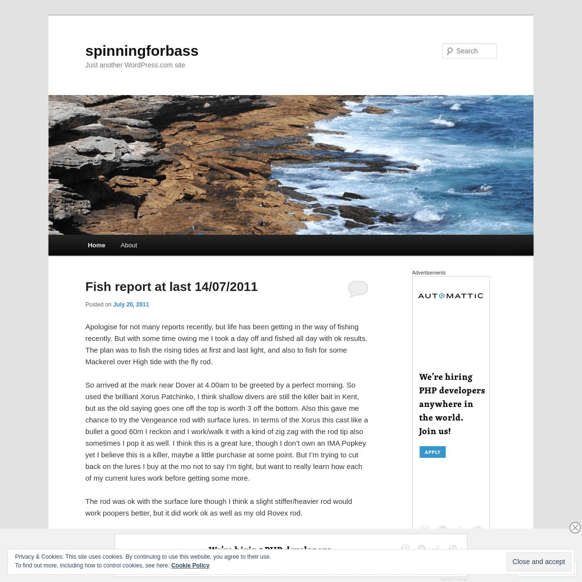 spinningforbass - Just another WordPress.com site