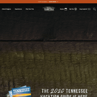 Official Tennessee Dept. of Tourism - Start Planning the Perfect Trip