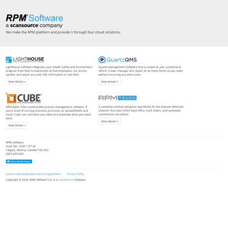 RPM Software
