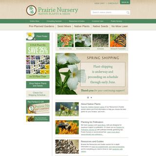 ArchiveBay.com - prairienursery.com - Prairie Nursery