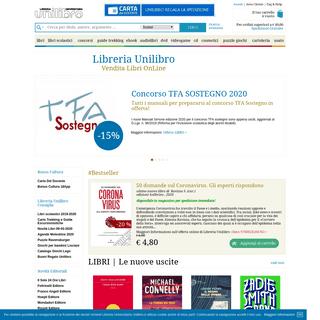 Libreria online UNILIBRO - Vendita Libri ebook scolastici universitari
