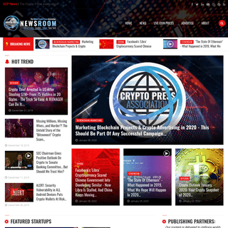 NEWSROOM - Crypto Press