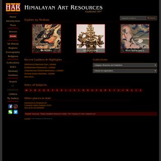 Himalayan Art Resources