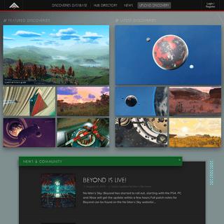 Atlas Codex - No Man's Sky discoveries database & portal repository