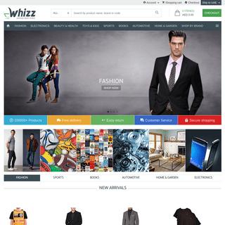 Online Shopping UAE - Whizz.ae - Shop Online in Dubai, Abu Dhabi, UAE