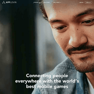 ArchiveBay.com - applovin.com - Connecting people around the world with the best games - AppLovin