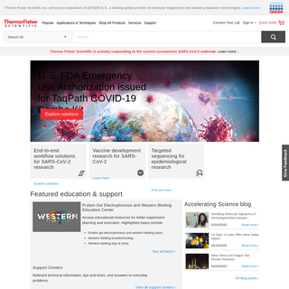 ArchiveBay.com - thermofisher.com - Thermo Fisher Scientific - US