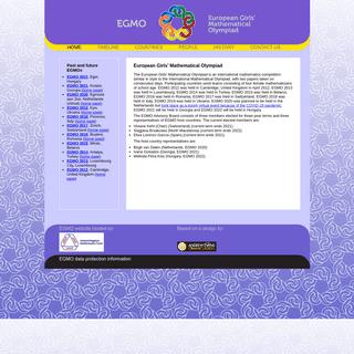 European Girls' Mathematical Olympiad