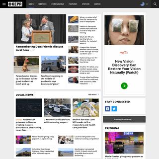 Pasco News, Weather, Sports, Breaking News - KEPR