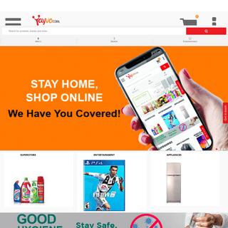 Online Shopping in Pakistan at Discount Price Karachi, Lahore, Islamabad @ Yayvo