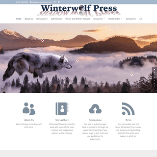 Winterwolf Press - Truth in Fiction. Magic in Truth