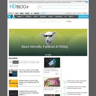 ArchiveBay.com - hdblog.it - La tecnologia in Alta Definizione - HDblog.it
