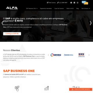 SAP Business One - Sistema de Gestão para Empresas em Crescimento