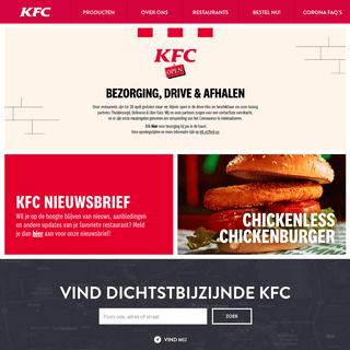 A complete backup of kfc.nl