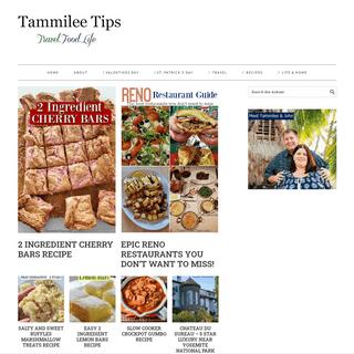 Tammilee Tips - Travel.Food.Life