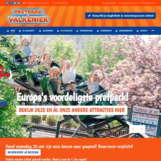 Pretpark de Valkenier- het voordeligste familiepark van Europa