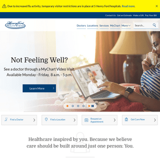 Henry Ford Health System - Henry Ford Health System - Detroit, MI