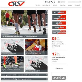 ÖLV - Österreichischer Leichthletik-Verband