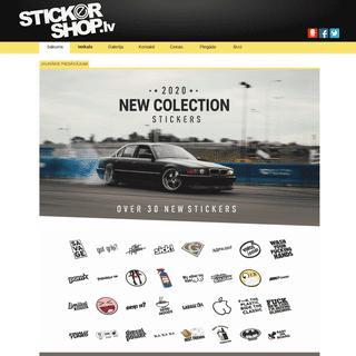 ArchiveBay.com - stickershop.lv - StickerShop