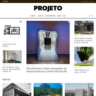 Revista Projeto - Revista PROJETO