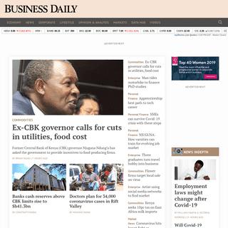 ArchiveBay.com - businessdailyafrica.com - Business Daily - - HOME