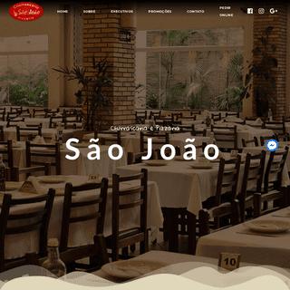 São João – Restaurante