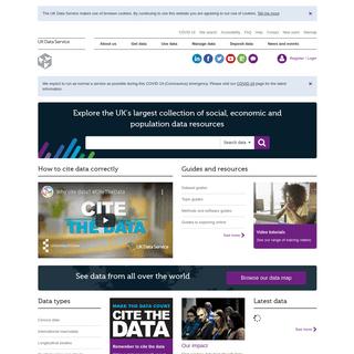 UK Data Service
