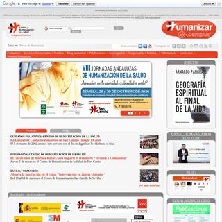 Centro de Humanización de la Salud. - www.humanizar.es