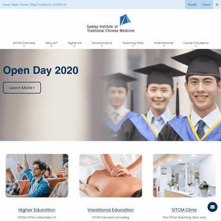 ArchiveBay.com - sitcm.edu.au - Traditional Chinese Medicine Courses in Sydney, Australia - SITCM