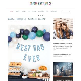 ArchiveBay.com - prettyprovidence.com - Easy Recipes, DIY Projects, Crafts & Tutorials - Pretty Providence