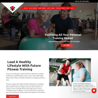 Personal Trainer Fort Worth Tx - Future Fitness Training