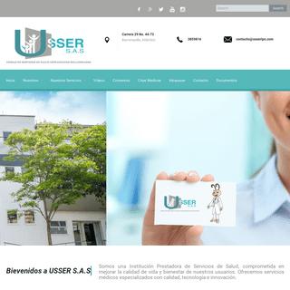 Usserips - Unidad de servicios de salúd estrategicos