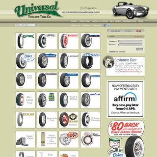 Universal Vintage Tire