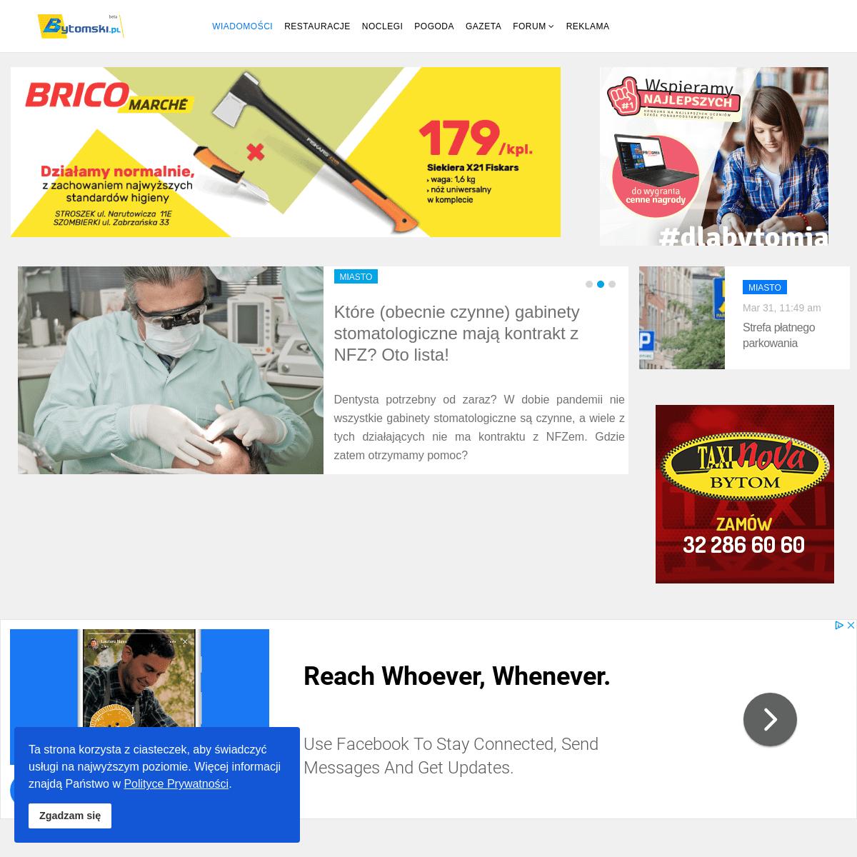 Bytom - Bytomski Portal i Gazeta - Bytomski.pl