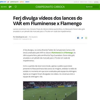 ArchiveBay.com - globoesporte.globo.com/rj/futebol/campeonato-carioca/noticia/ferj-divulga-videos-dos-lances-do-var-em-fluminense-x-flamengo.ghtml - Ferj divulga vídeos dos lances do VAR em Fluminense x Flamengo - campeonato carioca - Globoesporte