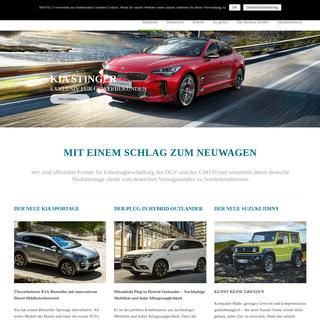 Moveca GmbH - Neufahrzeuge zu Sonderkonditionen für den Golfsport