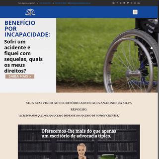 Escritório advocacia Ananindeua - Belém Pará - Silva Repolho