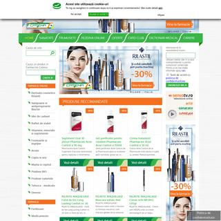 Catena - Farmacie online