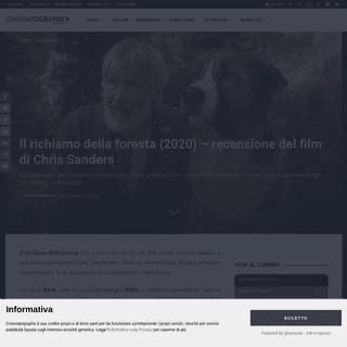 ArchiveBay.com - www.cinematographe.it/recensioni/il-richiamo-della-foresta-2020-recensione-film/ - Il richiamo della foresta (2020) - recensione del film - Cinematographe.it