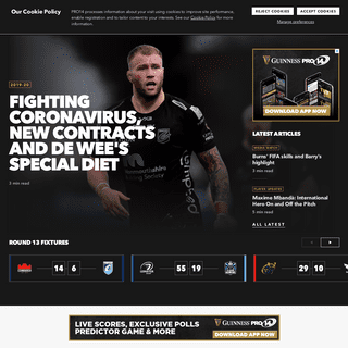 ArchiveBay.com - pro14rugby.org - Guinness PRO14