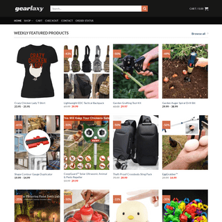 Gearlaxy – Something for everyone