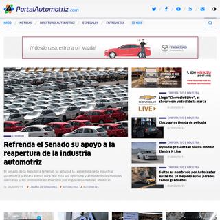 PortalAutomotriz.com - El Portal de la Industria Automotriz