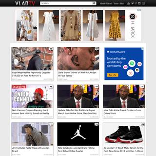 VladTV -- Sneakers